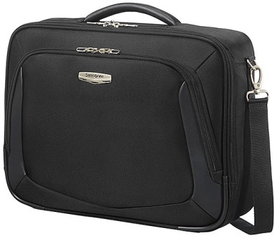 Samsonite X'BLADE 3.0 LAPTOP SHOULDER BAG Black + DOPRAVA ZDARMA