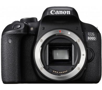 Canon EOS 800D zrcadlovka - tělo + DOPRAVA ZDARMA