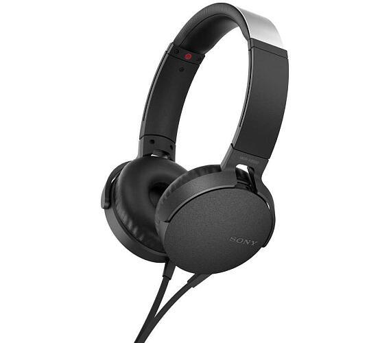 Sony MDRXB550AP + DOPRAVA ZDARMA