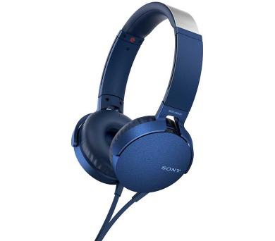 Sony MDR-XB550AP + DOPRAVA ZDARMA