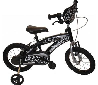 """ACRA Dino BMX 145XC černá 14"""" 2014 + DOPRAVA ZDARMA"""