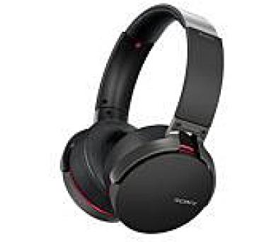 Sony MDRXB950B1 + DOPRAVA ZDARMA