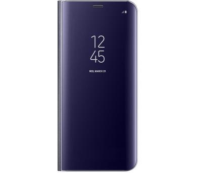 Samsung Clear View pouzdro EF-ZG955CVE pro Galaxy S8+ Violet + DOPRAVA ZDARMA