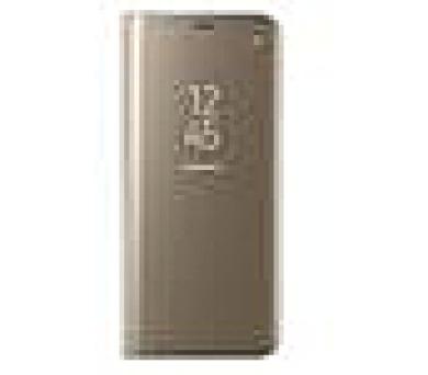 Samsung Clear View pouzdro EF-ZG955CFE pro Galaxy S8+ Gold + DOPRAVA ZDARMA