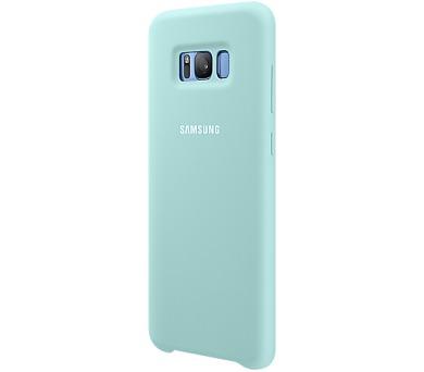 Samsung Silikonové pouzdro EF-PG955TLE pro Galaxy S8+ Blue