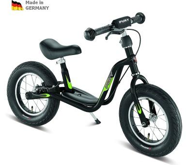 PUKY Learner Bike XL LR XL černé + DOPRAVA ZDARMA