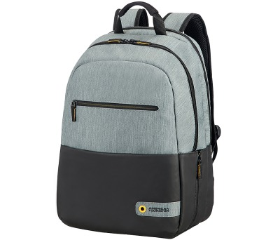 "American Tourister CITY DRIFT LAPTOP BACKPACK 15.6"" BLACK/GREY + DOPRAVA ZDARMA"