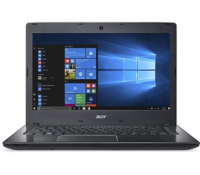 Acer TMP249-G2-M 14/i3-7100U/256SSD/4G/W10P + DOPRAVA ZDARMA