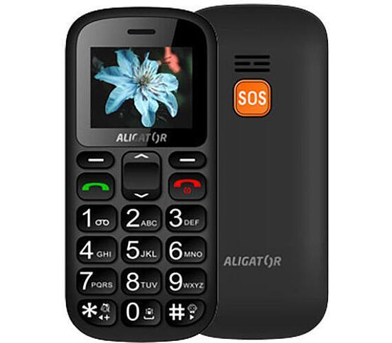 Aligator A321 Senior Dual SIM