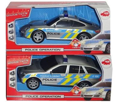 Policejní auto 1:18