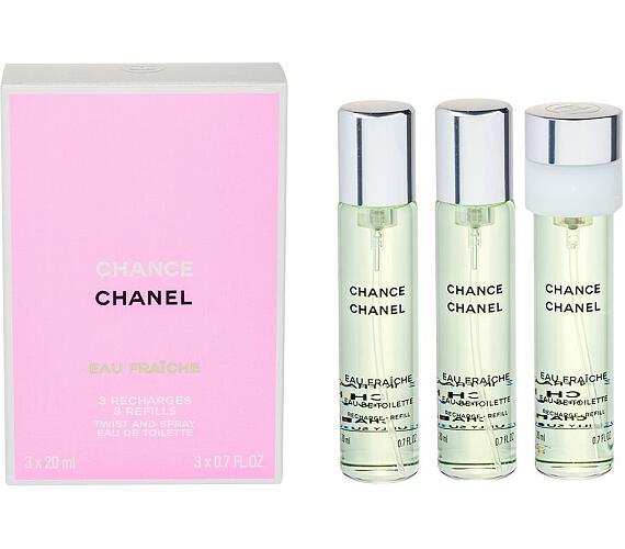 Chanel Chance Eau Fraiche + DOPRAVA ZDARMA