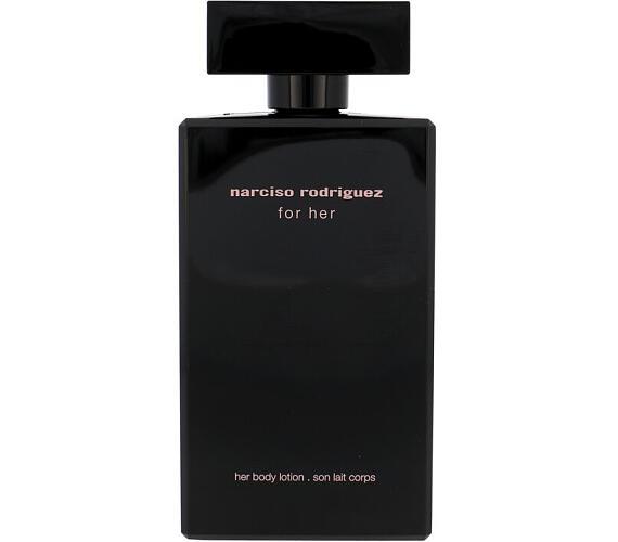 Tělové mléko Narciso Rodriguez For Her