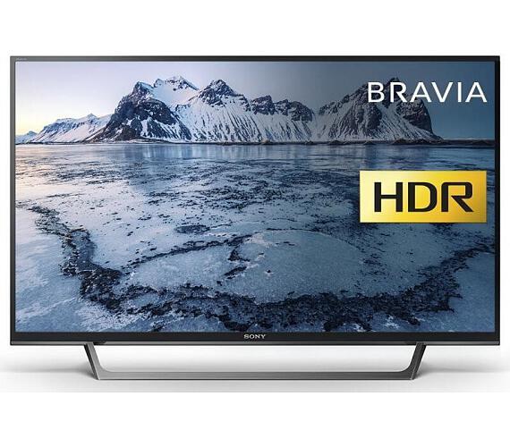 """Sony 32"""" 2K HD HDR TV KDL-32WE615 /DVB-T2,C,S2 (KDL32WE615BAEP) + DVB-T2 OVĚŘENO"""