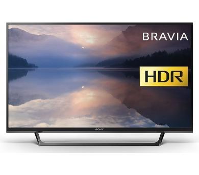 "Sony 40"" 2K FHD HDR TV KDL-40RE455 /DVB-T2,C,S2 (KDL40RE455BAEP)"