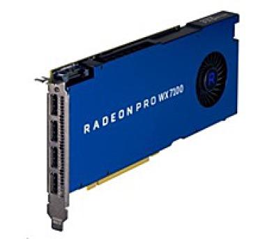 AMD Radeon Pro WX 7100 8GB GDDR5 PCIe x16 Graphics Card
