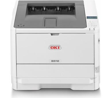 OKI B512dn A4 45ppm 1200x1200 dpi,PCL6,PS3
