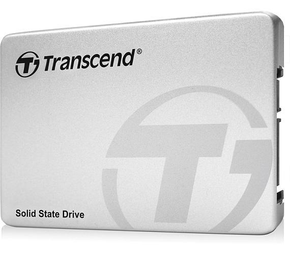 TRANSCEND SSD370S 512GB SSD disk 2.5'' SATA III 6Gb/s + DOPRAVA ZDARMA