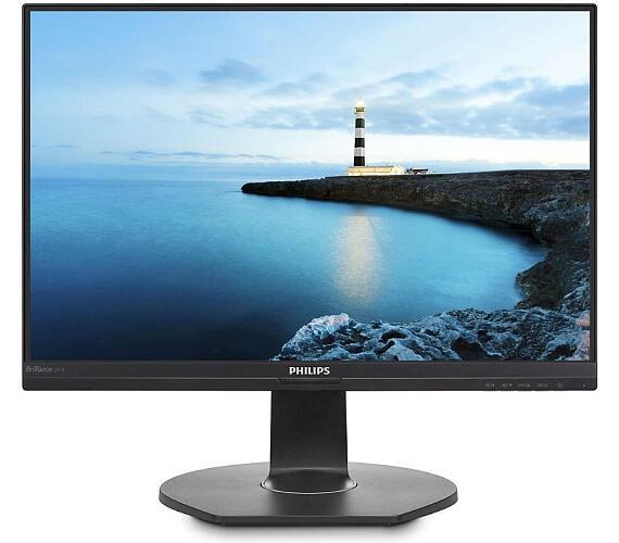"Philips LCD 241B7QUPEB 23,8"" W IPS LED/1920x1080/1000:1/5ms/250 cd/VGA/DP/Repro/pivot + DOPRAVA ZDARMA"