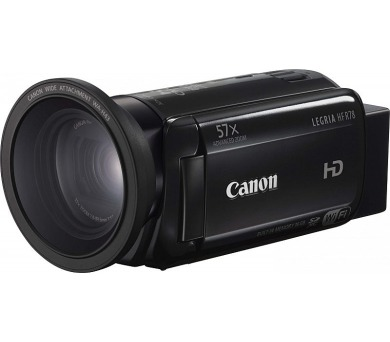 Canon LEGRIA HF R78 Premium Kit (pouzdro + 8GB SD + JOBY stativ + předsádka) + DOPRAVA ZDARMA