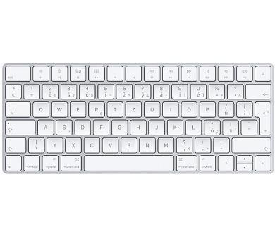 Apple Magic Keyboard CZ bulk + DOPRAVA ZDARMA