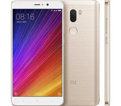 Xiaomi Mi5S Plus Gold / 5,7´´ 1920x1080/2,35GHz QC/4GB/64GB/2xSIM/FP/2x13MPx/3800mAh + DOPRAVA ZDARMA