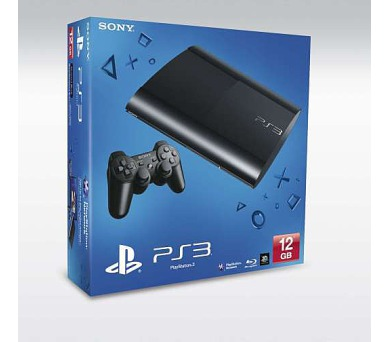 SONY PlayStation 3 - 12GB + DOPRAVA ZDARMA