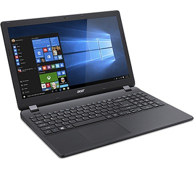 "Acer Extensa 15 (EX2519-P1PR) Pentium N3710/4GB+N/1TB+N/A/DVDRW/15.6"" HD matný/BT/W10 Home/Black + DOPRAVA ZDARMA"