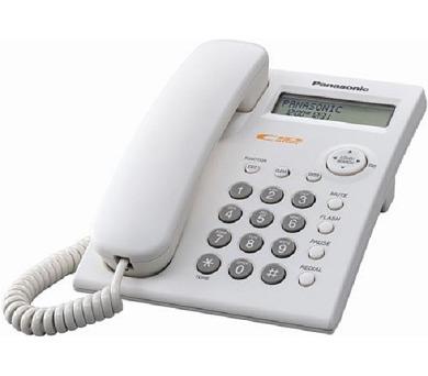 Panasonic KX-TSC11FXW - jednolinkový telefon