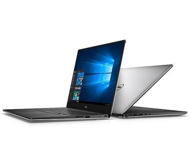 "DELL XPS 15 (9560)/i7-7700HQ/8GB/256GB SSD/4GB Nvidia 1050/15.6"" FHD/Win 10 PRO 64bit/Silver + DOPRAVA ZDARMA"