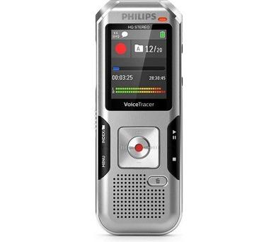 Philips digitální záznamník DVT4010 - 8GB
