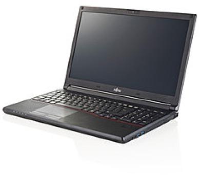 "Fujitsu LIFEBOOK E557/i3-7100U/4GB/SATA 500GB 5.4k/15,6"" HD/FP/SP/W10Pro"