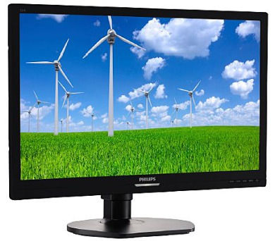 "Philips LCD 221S6LCB/00 21,5""/1920x1080/5ms/20m:1/250cd/VGA/DVI/vesa/pivot"