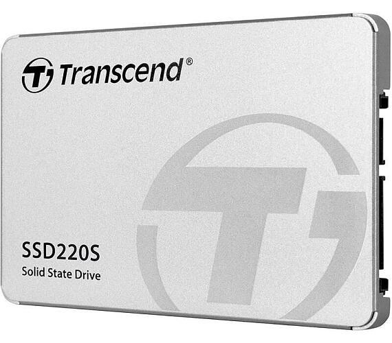 TRANSCEND SSD220S 480GB SSD disk 2.5'' SATA III 6Gb/s + DOPRAVA ZDARMA