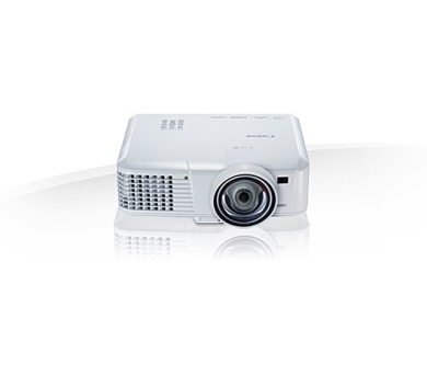 Canon projektor LV-X310ST DLP/WXGA/3100lm/10000:1/4:3/HDMI/LAN/repro + DOPRAVA ZDARMA