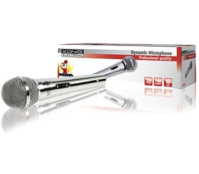 König KN-MIC45 - dynamický mikrofon
