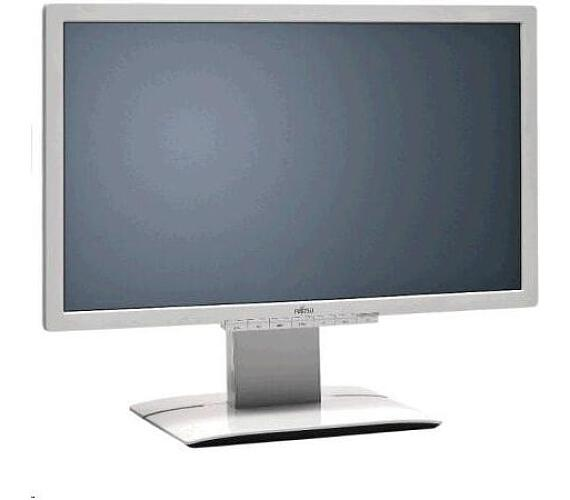 "Fujitsu 24´´ B24T-8-TE B-Line 23,8""(61 cm)/Wide LED/1920x1080/20M:1/5ms/250 cd/m2/DP/DVI/VGA/height adjust/EU cable/grey + DOPRAVA ZDARMA"