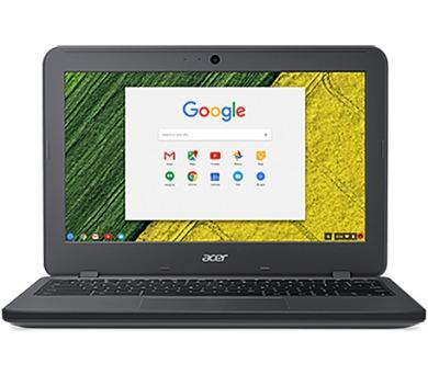 "Acer Chromebook 11 N7 (C731T-C0YL) Celeron N3160/4GB/eMMC 32GB+N/HD Graphics/11.6"" HD Multi-Touch IPS LCD/Google Chrome/Gray (NX.GM9E"