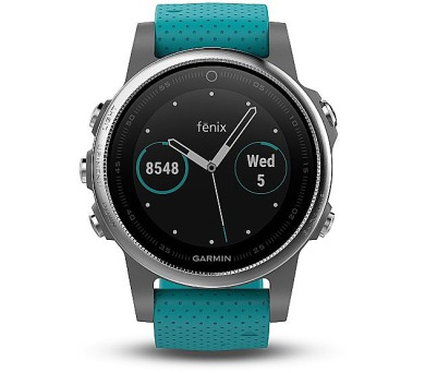 Garmin fenix5S Silver Optic