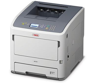 OKI B731dnw A4 47ppm 1200x1200 dpi,PCL/PS