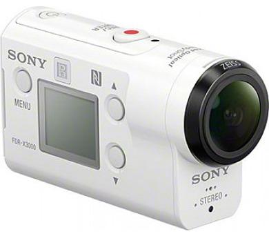 SONY FDR-X3000R Videokamera Action Cam 4K UHD