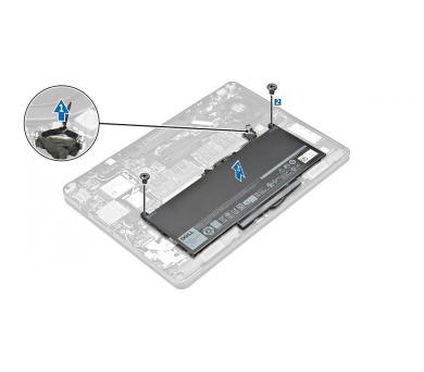 Dell Baterie 4-cell 55W/HR LI-ON pro Latitude E7270,E7470 (451-BBSY)