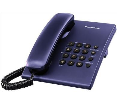 Panasonic KX-TS500FXC - jednolinkový telefon