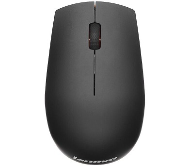 Lenovo 500 Wireless Mouse BLACK