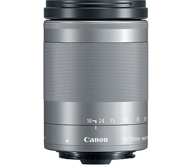Canon EF-M 18-150mm f/3.5-6.3 IS STM Silver (1376C005)