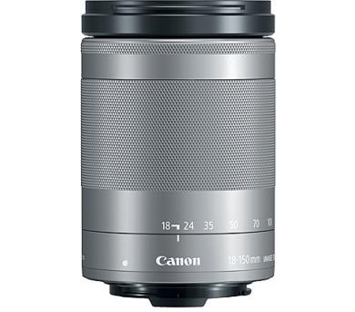 Canon EF-M 18-150mm f/3.5-6.3 IS STM Silver (1376C005) + DOPRAVA ZDARMA