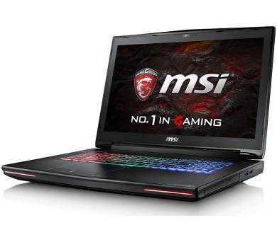 """MSI GT72VR 7RE-447CZ Dominator Pro/i7-7700HQ Kabylake/16GB/256GB SSD + 1TB HDD 7200/Blu-ray/GTX 1070 8GB/17,3""""FHD/Win10 + DOPRAVA ZDARMA"""
