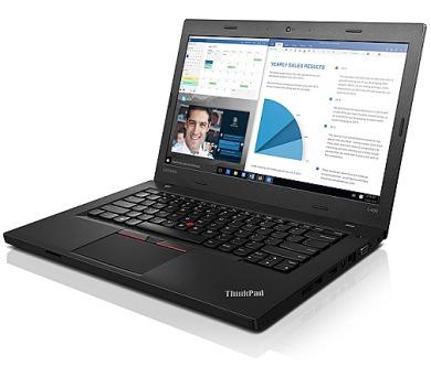 """Lenovo ThinkPad L460 i7-6600U/8GB/256GB SSD/HD Graphics 520/14""""FHD IPS/W10PRO/Black + DOPRAVA ZDARMA"""
