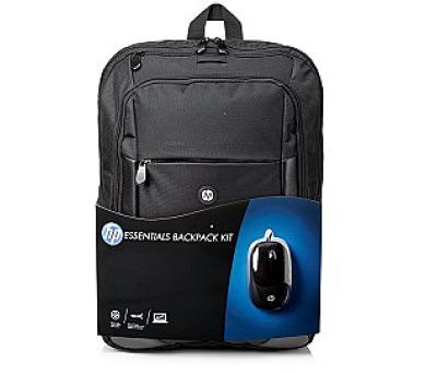 """HP 16"""" Essentials Kit sada batohu a optické myši + DOPRAVA ZDARMA"""