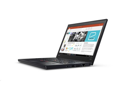 "Lenovo ThinkPad X270 i7-7600U/8GB/256GB SSD/HD Graphics 620/12,5""FHD IPS/W10PRO/Black"