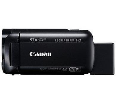 Canon LEGRIA HF R87 Black + DOPRAVA ZDARMA